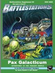 Battlestations supplement #2 - are you a hero? Pax Galacticum RESTPOSTEN!