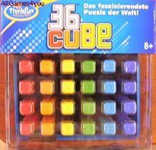36 cube neu 2009 allgames4you. Black Bedroom Furniture Sets. Home Design Ideas