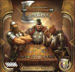 Berserk: Knights and Villains 1. expansion Neu!2014 engl.  RESTPOSTEN!