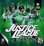 Justice League: Hero Dice - Green Lantern-Set ENGLISH Neu!2016