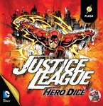 Justice League: Hero Dice - Flash-Set ENGLISH Neu!2016