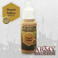 Army Painter Paint: Desert Yellow
