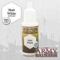 Army Painter Paint: Matt White
