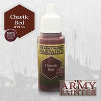 Army Painter Paint: Chaotic Red