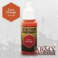 Army Painter Paint: Lava Orange