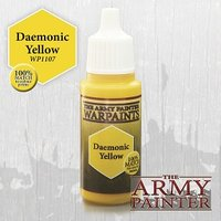 Army Painter Paint: Daemonic Yellow
