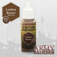 Army Painter Paint: Leather Brown