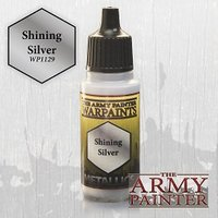 Army Painter Paint: Shining Silver