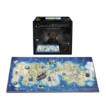 3D Puzzle - 4D Cityscape - Game Of Thrones / Mini Westeros