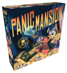 Panic Mansion • multilingual DE/EN/ES/FR/IT/NL/PT/RU Neu!2018