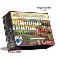 Army Painter - New Mega Paint Set 2017 (50x18ml)