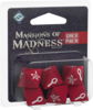 Mansions of Madness 2nd - Dice Pack/Würfel-Set ENGLISCH NEU!2017