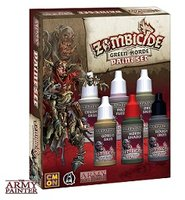 Army Painter - Zombicide Green Horde Paint Set Neu!2018 (6x18ml)