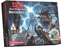 Army Painter - The Monsters Paint Set Neu!2018 (36x18ml)