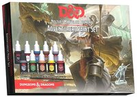 Army Painter - The Adventurers Paint Set Neu!2018 (10x18ml)
