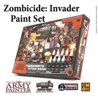 Army Painter - Zombicide Invader Paint Set Neu!2019 (10x18ml)