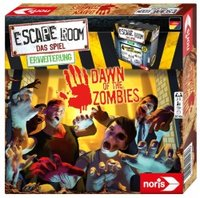 Escape Room Dawn of the Zombies Neu!2019