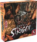 Armata Strigoi - Das Powerwolf Brettspiel multilingual