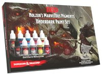 D&D Nolzur's Marvelous Pigments - The Underdark Paint Set Neu!2019 (10x18ml)