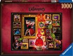Puzzle: Villainous Queen of Hearts (1000 Teile)