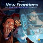 Race for the Galaxy: New Frontiers - DE
