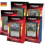 Magic the Gathering: Arkhaner Mahlstrom Commander 1 Pack DE