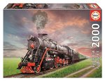 Puzzle Steam Train 2000 Teile