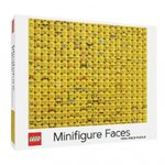 LEGO Minifigure Faces Puzzle (1000)