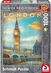 Puzzle 1000 Teile London Patrick Reid O'Brien