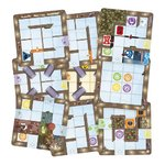 Magic Maze: 9-Tile Pack Erweiterung